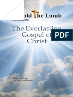 The Everlasting Gospel of Christ eBook