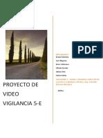 Proyecto Video Vigilancia