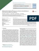 Jurnal glucose isomerase by Zhu et al