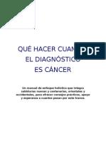 Dr. David Simon - Que Hacer Cuando El Diagnóstico Es Cáncer( Neurólogo y Director Médico del Chopra Centre for Well Being)