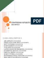 DISTRESS SPIRITUAL 1.pptx
