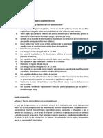 Articulos y Secciones Documento DGAC