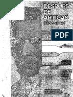 Despues de Artigas, Sala de Touron y Otros, Pags. 1 a 100