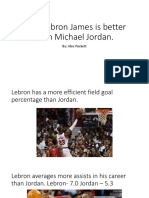 why lebron james is better than michael jordan edited