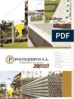 Poste equipos