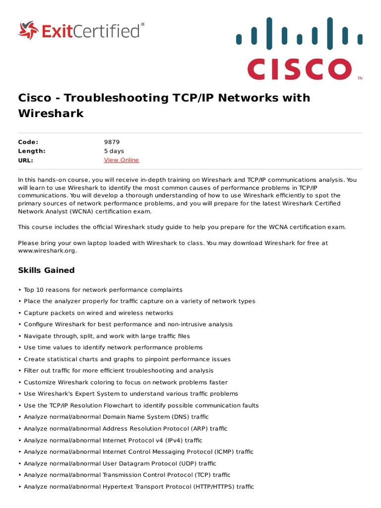 WorkAround Wireshark | Transmission Control Protocol | Internet