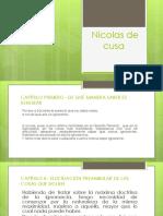 Exposición Nicolas de Cussa