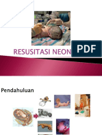 Resusitasi Neonatus Dr,Farah