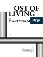 Cost of Living, By Martyna Majok