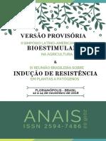 Anais II SLABA e IX ReBIRPP Versão Provisória