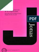 Jonas Hans - Poder O Impotencia De La Subjetividad.pdf
