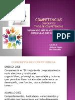 Gestion Por Competencias. Procesos. Metodologia