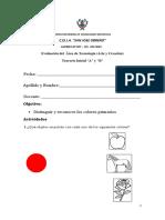 Evaluacion Trayecto Inicial a y b