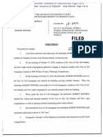 Bowers Indictment