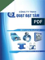 00. Catalogue Quat Dat Tam