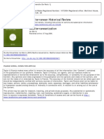 Morris Mediterraneanization