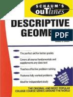 Schaum Descriptive Geometry