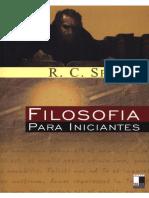 Filosofia Para Iniciantes - R.C. Sproul