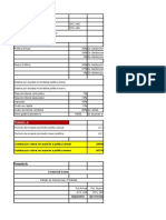 Plantilla Excel Indurama 101018