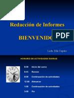 REDACCIÓN DE INFORMES TECNICOS INCES