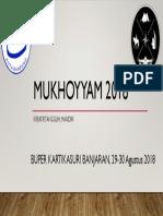 Mukhoyyam 2018