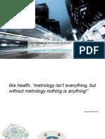 El Papel de La Metrología en La Industria 4.0