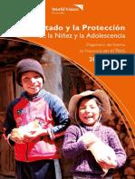 El Estado y La Protección de La Niñez y La Adolescencia 2018