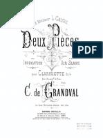 de Grandval, C. - 2 Pieces.pdf
