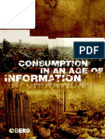 Sande Cohen, R. L. Rutsky Consumption in an Age of Information 2005
