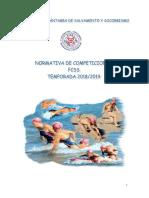 FCSS Normativa Competiciones Fcss 2018-2019