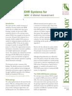 PDF OpenSourceEHRSystemsExecSummary