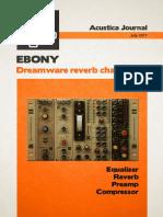 Ebony Manual