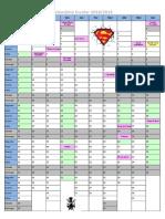 Calendário Escolar 2018-2019_superman