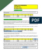 Indices Para La Evaluación de Proyectos - Vaue - Prc - Tir Isa