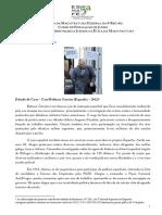 Estudo de Caso - Baltazar Garzon