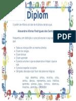 Diploma Afonso