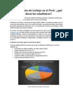 Accidentes de Trabajo en El Perú 2016