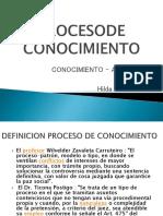 Proceso de Conocimiento (1)