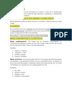 El Funcionamiento Del Mercado Tema 4