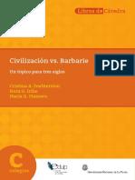CRISTINA A. FEATHERSTON - CIVILIZACION VS. BARBARIE.pdf