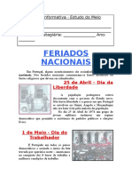 Ficha Info. 4º Ano