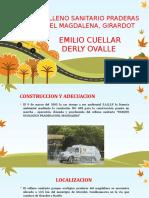 RELLENO SANITARIO PRADERAS DEL MAGDALENA, GIRARDOT.pptx