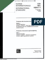 IEC-61024-1