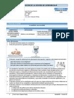 MATEMATICA - 4º GRADO - 1° UNIDAD - SESIÓN 03