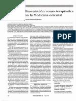 LaAlimentacionComoTerapeuticaSegunLaMedicinaOrient