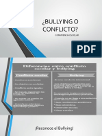 Bullying o Conflicto