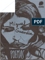 Guardia, Miguel - Poemas