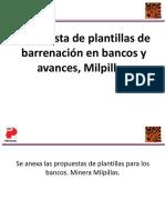 Plantilla de Barrenación propuesta Milpillas.pptx
