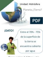 Hidrósfera Clases PDF