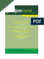 Full Text Vol 11 No 2 Register Journal 2018